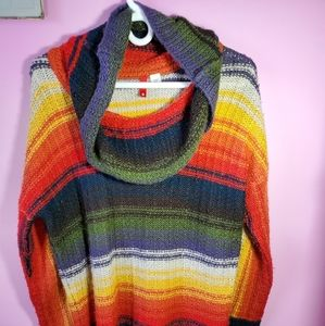 Divided Sweater